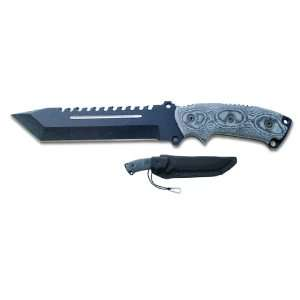 Eagle Combat Knife Tanto Point Heavy Duty 7.5 Blade: Kitchen & Dining