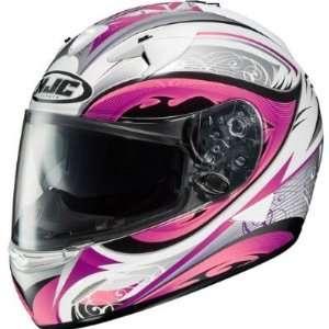 HJC IS 16 LASH FULL FACE MOTORCYCLE HELMET MC 8 Sports