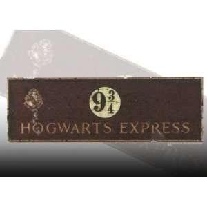 Hallows DH Series 2 Sticker   Vinyl Hogwarts Express Toys & Games
