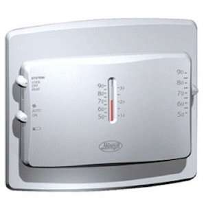 Hunter Electronic Heat Only Thermostat 40120: Home