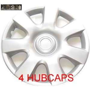 15 SET OF 4 HUBCAPS 2002 TOYOTA CAMRY WHEEL COVERS DESIGN