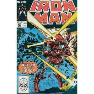 Iron Man (1st Series) #230 David Michelinie, Bob Layton, Mark