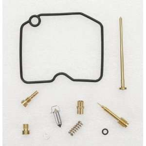96 99 KAWASAKI BAY400 4X4 MOOSE CARBURETOR REPAIR KIT