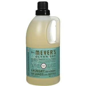 . Meyers Clean Day Laundry Detergent, Basil