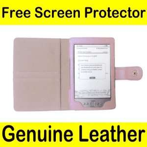 LEATHER Pouch Case Cover for Latest Generation 2011  Kindle