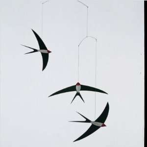 Flensted Mobiles Swallow Mobile Toys & Games