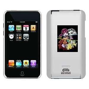 Monster High 5 Girls on iPod Touch 2G 3G CoZip Case