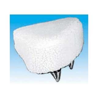 Imitation Sheepskin Padded Bicycle Seat Cover  Sports