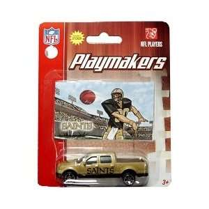 New Orleans Saints NFL 187 Scale Ford F150 with Sticker