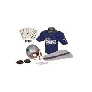 New England Patriots NFL Youth Uniform Set