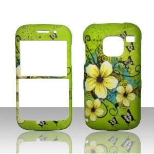 Flower Nokia Straight Talk E5 3G Smart Phone Case Cover Hard Phone