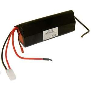 24V 4.5Ah (5x4xSC) NiMH Battery Pack with 70C thermistor: Electronics