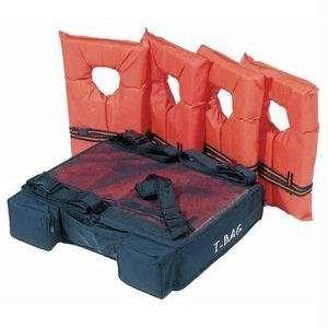 Kwik Tek T Top Bimini Storage Pack (Large) Everything