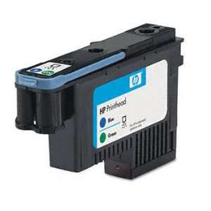 C9408A (HP70) Printhead, Blue/Green Electronics