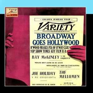 No. 299   EP Broadway Goes Hollywood Various Artists Music