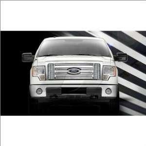 SES Trims Chrome Billet Upper Grille 09 11 Ford F 150