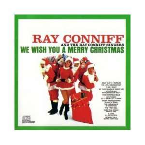 We Wish You a Merry Christmas Ray Conniff, Ray Conniff Singers Music