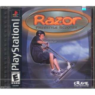 Razor Freestyle Scooter Video Games