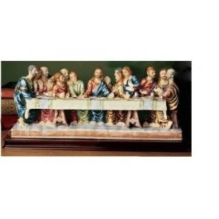 Top Decoration Holy Religious Figurine House Decor: Home & Kitchen