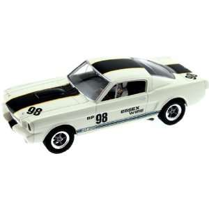 Revell Monogram   Mustang GT 350R Essex Wire 1/32 Slot Car
