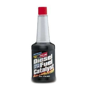 : Red Line 70222 Diesel Fuel Catalyst Winter   12/12 oz.: Automotive