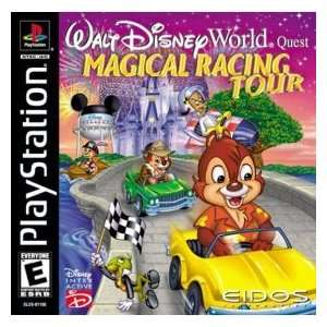 Walt Disney World Quest Magical Racing Tour (Playstation