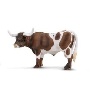 Schleich Texas Longhorn Bull  Toys & Games