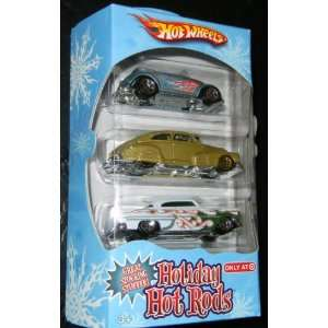 Hot Wheels 2008 Targe Exclusive Holiday Hot Rods 3 Pak Volkswagon
