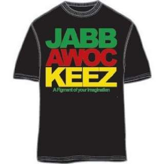 Jabbawockeez Dance Stack Logo Black T shirt Tee Clothing