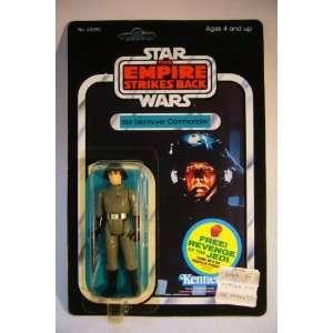 Star Wars Empire Strikes Back Star Destroyer Commander 48 Back Toys