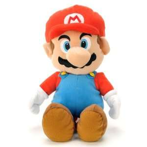 Nintendo Super Mario Plush Backpack and One Cars Travel Game