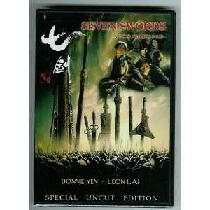 Seven Swords Movies & TV