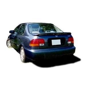 Custom Spoiler 1996 2000 Honda Civic 4 Door   Lighted