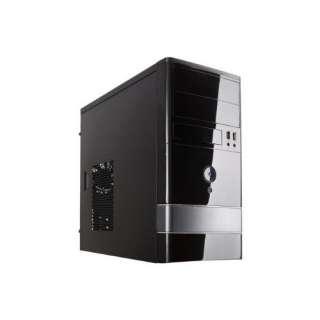 Dual Fans MicroATX Mini Tower Computer Case
