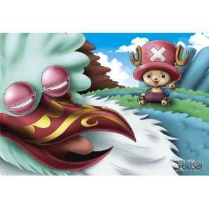 pieces] One Piece Chopper and Bird jigsaw puzzle [JAPAN] Toys & Games