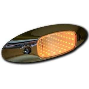 (1) Amber LED Truck Trailer Marker Clearance Lights Automotive