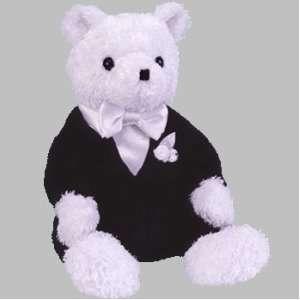 TY Beanie Baby   GROOM the Wedding Bear  Toys & Games