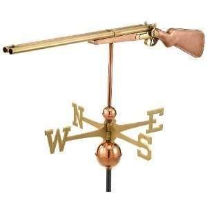 Vintage Shot Gun Weathervane By Good Directions Full Sz