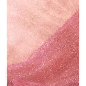 Rose Whimsical Mesh Fabric: Arts, Crafts & Sewing