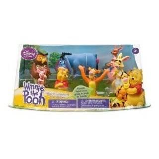 Disney Winnie the Pooh & Friends Figurine Set  Toys & Games