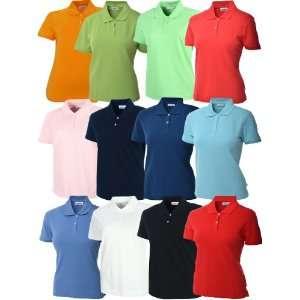 Ashworth Womens Short Sleeve Golf Polo Shirt   WM30038