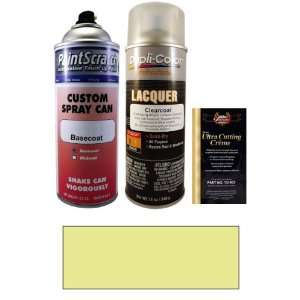 12.5 Oz. Sunset Yellow Spray Can Paint Kit for 1965 Dodge Trucks (1728