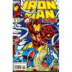 Iron Man #297 Whipsaw Books