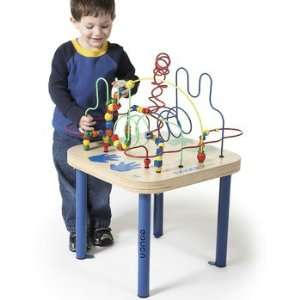 Wire & Bead Table (19 x 19) (On Sale, Reg Price $349) Toys & Games