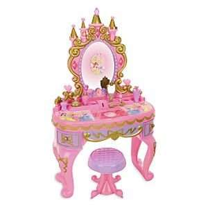 Disney Princess Magical Talking Vanity  Toys & Games