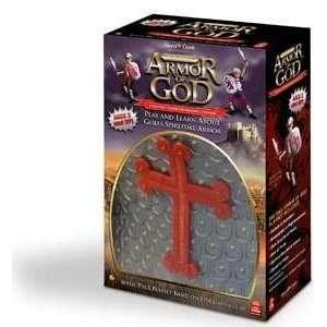 Full Armor of God Costume/Playset (9789834504045) Books