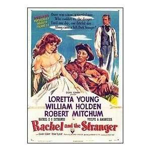 Rachel and the Stranger Loretta Young, William Holden