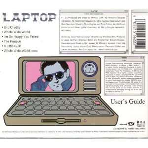 Users Guide / Whole Wide World Laptop Music