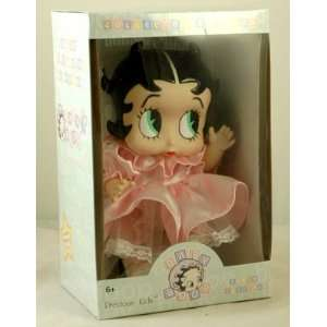 Baby Betty Boop in Pink Dress