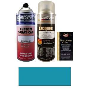 12.5 Oz. Caprice Blue Metallic Spray Can Paint Kit for
